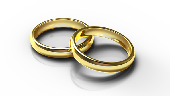 Gift ved første blik